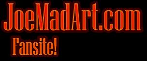 JoeMadArt.com title image