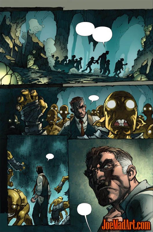 Avenging Spider-Man Volume 1 issue #1 page 19 (Color)