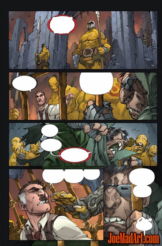 Avenging Spider-Man Volume 1 issue #2 page 12 (Color)
