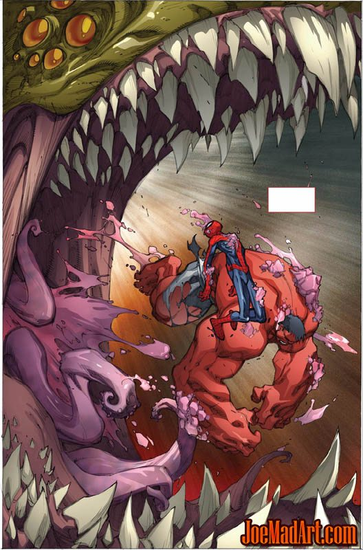 Avenging Spider-Man Volume 1 issue #2 page 3 (Color)