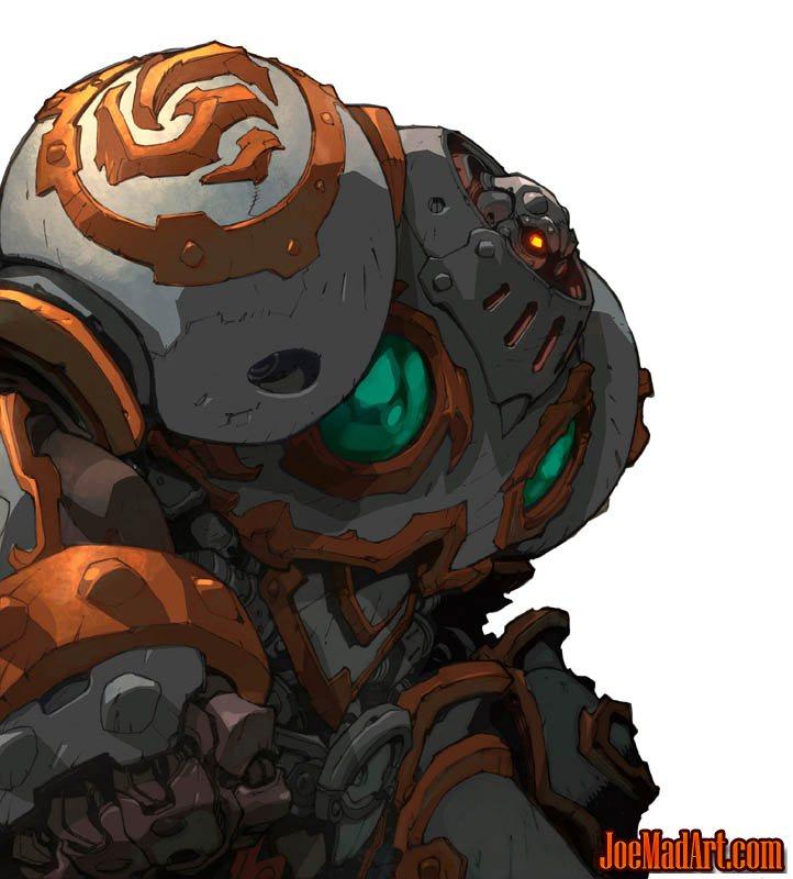 Nordic Chaser: Joemadart Com Battle Chasers Nightwar Game Wargolem