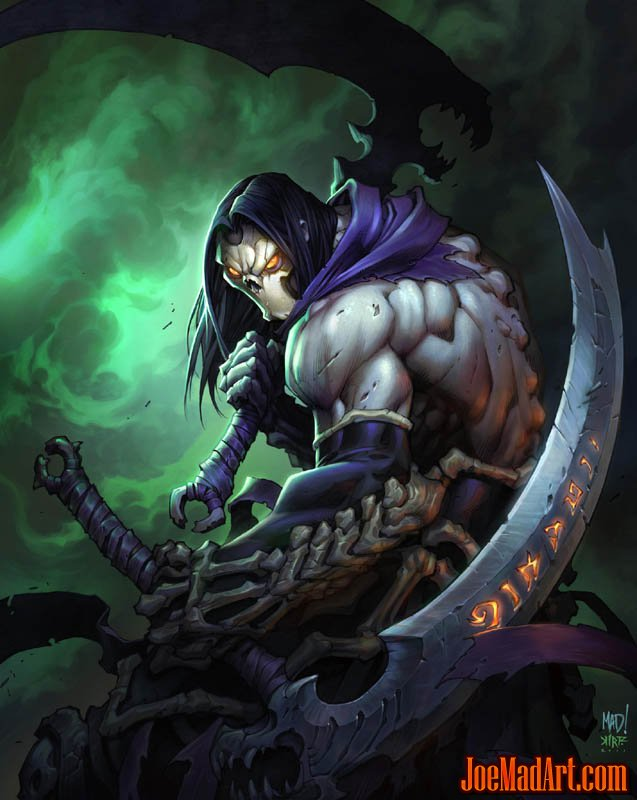 Darksiders II: Promotional art (Other)