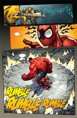 Avenging Spider-Man Volume 1 issue #1 page 15 (Color)