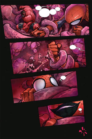 Avenging Spider-Man Volume 1 issue #1 page 18