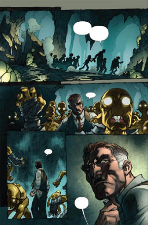 Avenging Spider-Man Volume 1 issue #1 page 19