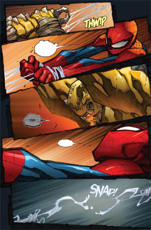 Avenging Spider-Man Volume 1 issue #2 page 20