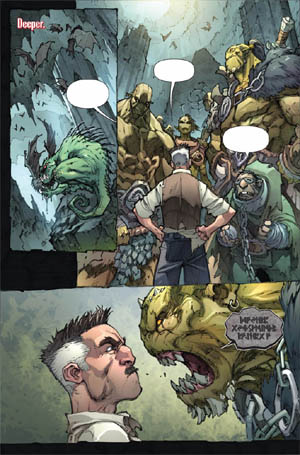 Avenging Spider-Man Volume 1 issue #2 page 4 (Color)