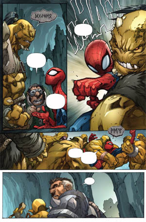 Avenging Spider-Man Volume 1 issue #3 page 7 (Color)
