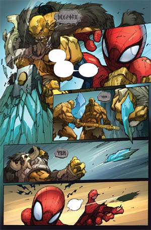Avenging Spider-Man Volume 1 issue #3 page 8