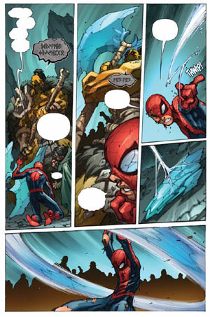 Avenging Spider-Man Volume 1 issue #3 page 12