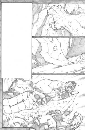Avenging Spider-Man Volume 1 issue #3 page 16 (Pencil)