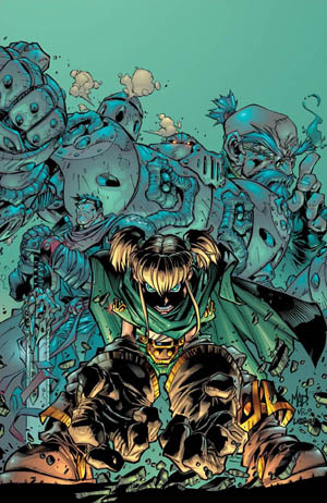 Battle Chasers comic #0 prelude cover