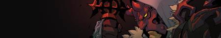 Battle Chasers NightWar Alumon in game burst art