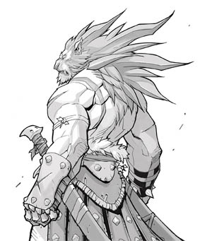 Battle Chasers NightWar Thunderdome arena master (Pencil)