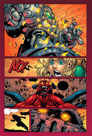 Battle Chasers comic #5 page 6