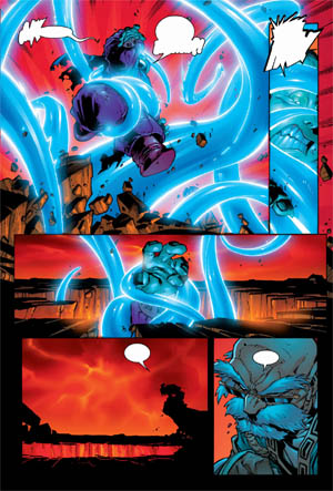 Battle Chasers comic #5 page 11 (Color)