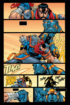 Battle Chasers comic #5 page 14 (Color)