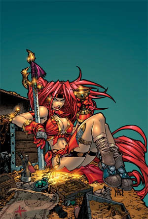 Battle Chasers #10 unreleased cover