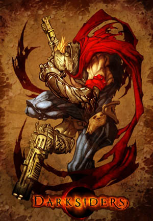 Darksiders Strife first concept art (Color)