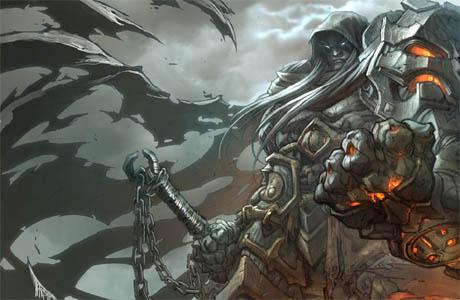 Darksiders: War promo art / Wallpaper (Color)