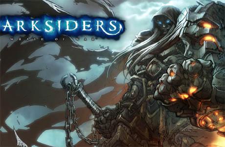 Darksiders: War promo art / Wallpaper (Wallpaper)