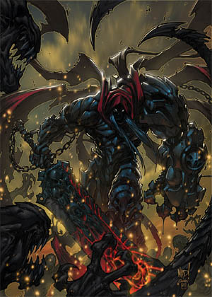Darksiders: War promo art (Color)