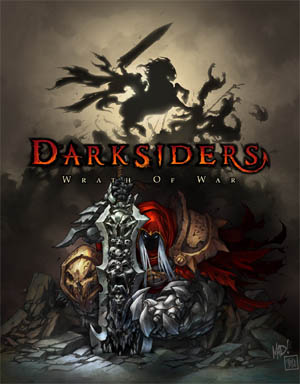Darksiders: Wizard mag #221 cover (2010/02) (Other)