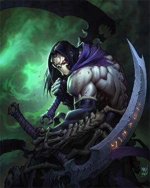 Darksiders II: Promotional art (Color)
