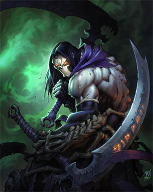 Darksiders II: Promotional art (Other)