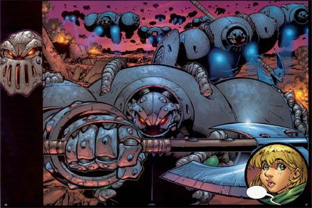 Frank Frazetta Fantasy Illustrated pages 36-37 (Color)