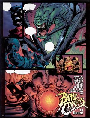 Frank Frazetta Fantasy Illustrated page 42 (Color)