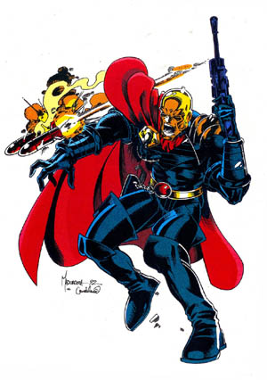 G.I. Joe: A real American hero #130 Destro