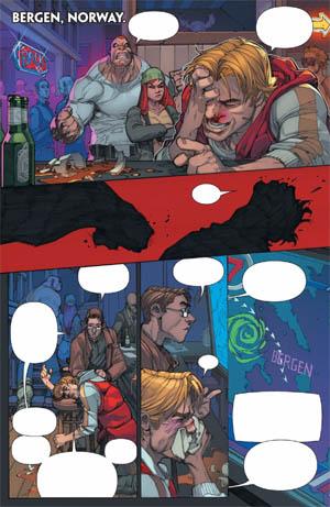 Inhuman #1 page 1
