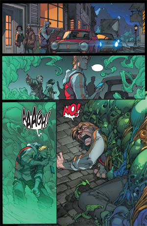 Inhuman #1 page 2 (Color)