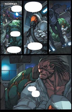 Inhuman #1 page 4