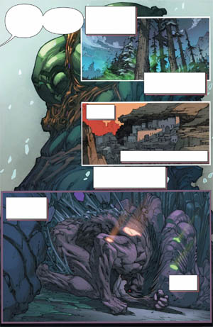 Inhuman #1 page 8 (Color)