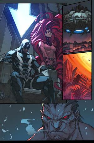 Inhuman #1 page 9