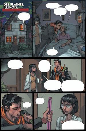 Inhuman #1 page 10