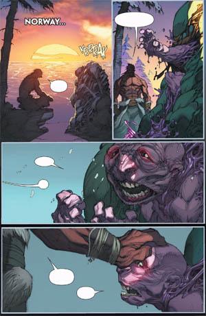 Inhuman #1 page 12