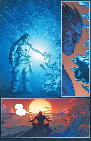 Inhuman #1 page 13