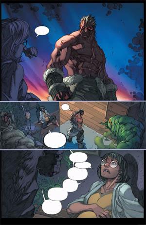 Inhuman #1 page 15