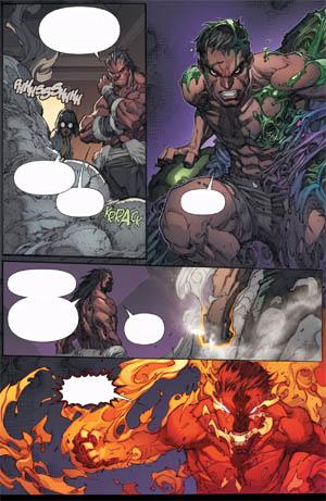 Inhuman #1 page 16