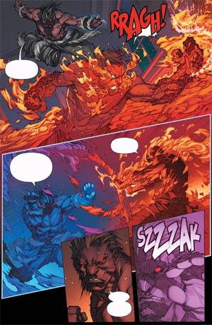 Inhuman #1 page 17