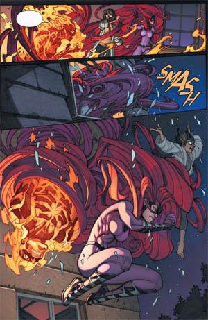 Inhuman #1 page 19