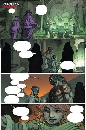 Inhuman #3 page 5 (Color)