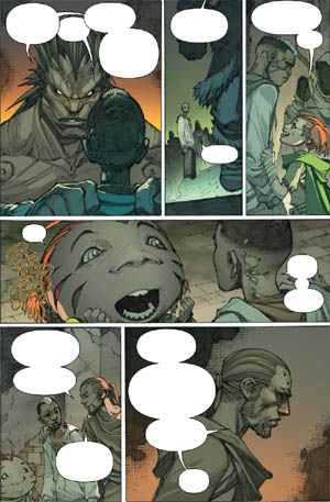 Inhuman #3 page 6