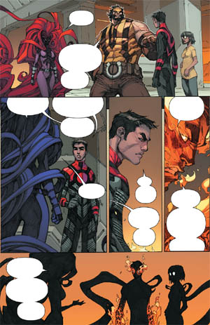 Inhuman #3 page 8 (Color)