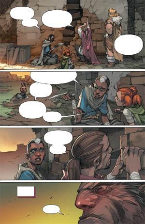 Inhuman #3 page 9 (Color)