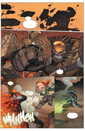 Inhuman #3 page 14