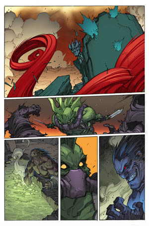 Inhuman #3 page 15 (Color)